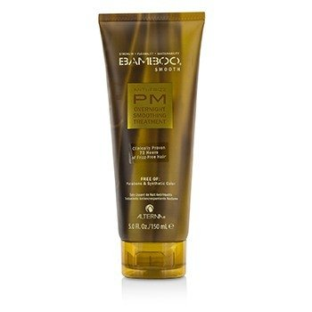 Alterna Bamboo Smooth Tratamiento Suavizante Para la Noche PM Anti Frizz
