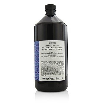 Davines Alchemic Shampoo - # Silver (For Natural & Coloured Hair)