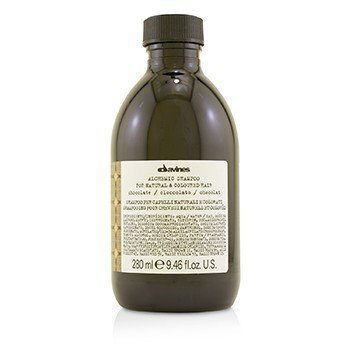 Davines Alchemic Champú - # Chocolate (Para Cabello Natural & Tinturado)