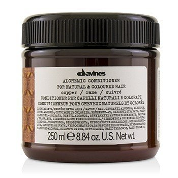 Davines Alchemic Acondicionador - # Copper (Para Cabello Natural & Tinturado)