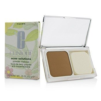Clinique Acne Solutions Maquillaje en Polvo - # 18 Sand (M-N)