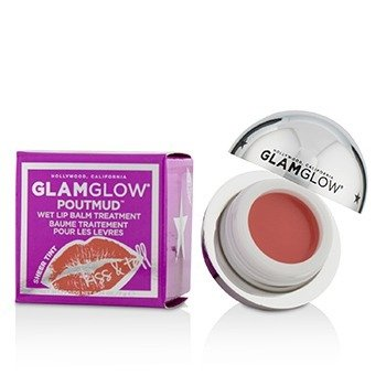 Glamglow PoutMud Sheer Tint Wet Tratamiento de Bálsamo de Labios - Kiss & Tell