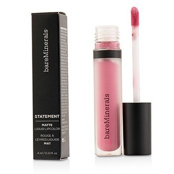 BareMinerals Statement Color de Labios Líquido Mate - # Luxe