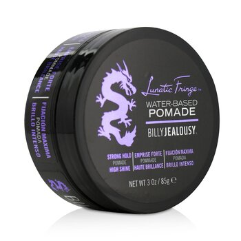 Lunatic Fringe Water-Based Pomade (Strong Hold - High Shine)