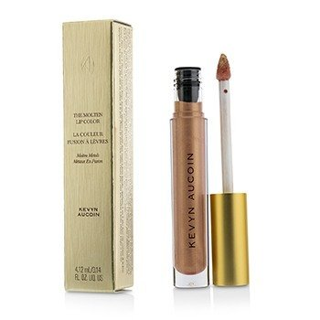 Kevyn Aucoin The Molten Color de Labios Molten Metals- # Rose Gold