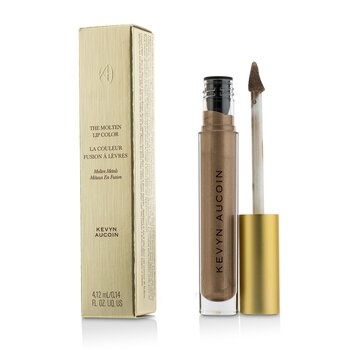 Kevyn Aucoin The Molten Lip Color Molten Metals- # Titanium