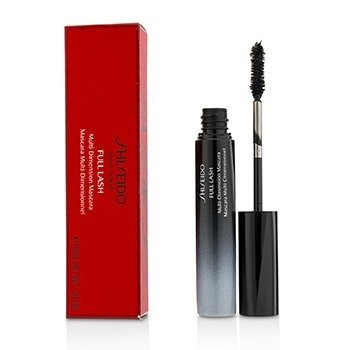 Shiseido Full Lash Multi Dimension Máscara - # BK901 Black