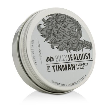 Billy Jealousy Tin Man No. 1 Cera de Barba