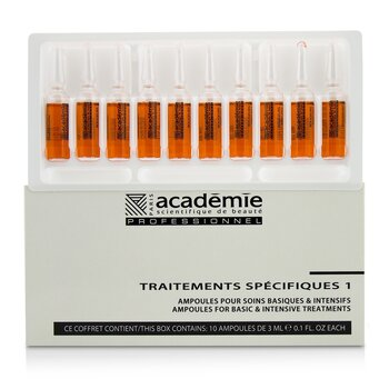 Academie Ampoules Rougeurs Diffuses - Calms Redness