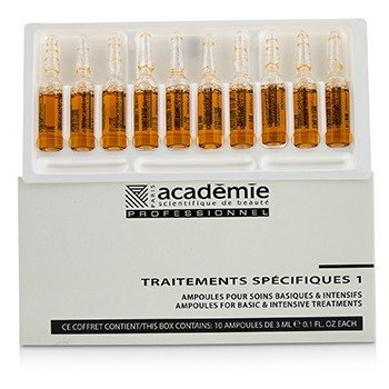Academie Ampoules Propolis (Purifies) - For Oily Shiny Skin