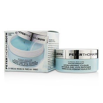 Peter Thomas Roth Water Drench Hyaluronic Cloud Hidra-Gel Parhces de Ojos