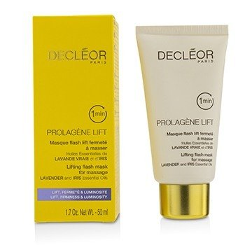 Decleor Prolagene Lift Lavender & Iris Lifting Flash Mascarilla