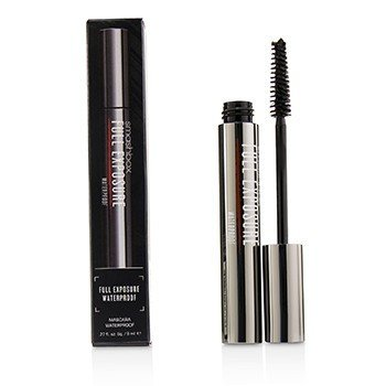 Smashbox Full Exposure Waterproof Mascara - # Jet Black