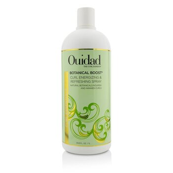 Ouidad Botanical Boost Curl Spray Energizante & Refrescante (Curl Essentials)