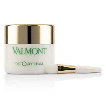 Valmont Deto2x Cream (Oxygenating & Detoxifying Face Cream)