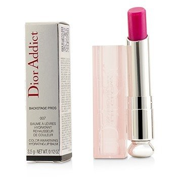 Christian Dior Dior Addict Lip Glow Color Awakening Bálsamo de Labios - #007 Raspberry