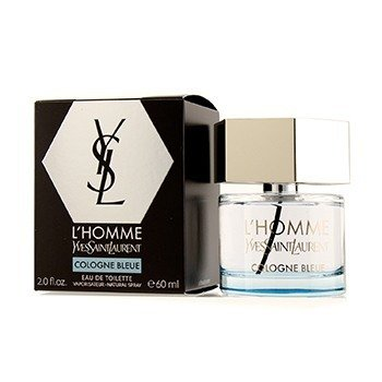 Yves Saint Laurent L'Homme Cologne Bleue Eau De Toilette Spray