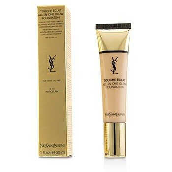 Yves Saint Laurent Touche Eclat All In One Glow Base SPF 23 - # B10 Porcelain