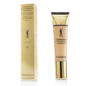 Yves Saint Laurent Touche Eclat All In One Glow Base SPF 23 - # B20 Ivory