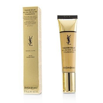 Yves Saint Laurent Touche Eclat All In One Glow Base SPF 23 - # BD50 Warm Honey