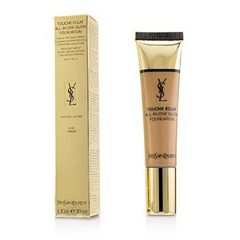 Yves Saint Laurent Touche Eclat All In One Glow Base SPF 23 - # B60 Amber