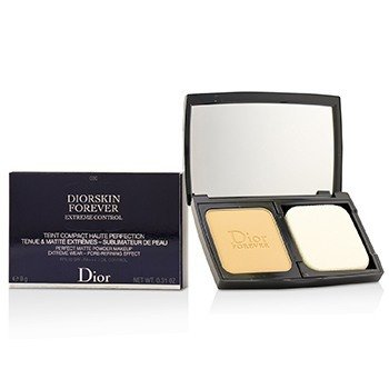 Christian Dior Diorskin Forever Extreme Control Perfect Maquillaje en Polvo Mate SPF 20 - # 030 Medium Beige