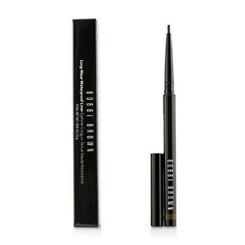 Bobbi Brown Long Wear Waterproof Eyeliner - # Black Chocolate