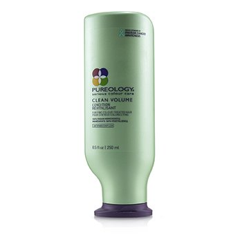 Pureology Clean Acondicionador Volumen (Para Cabello Fino Tratado con Color)