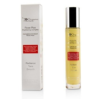 The Organic Pharmacy Rose Plus Brightening Complex