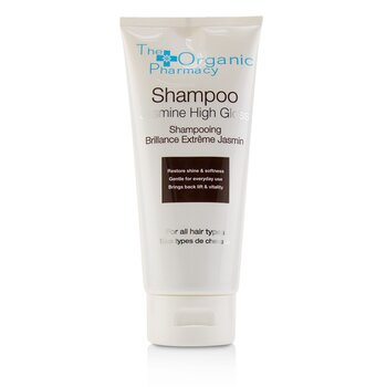 The Organic Pharmacy Jasmine High Gloss Shampoo (For All Hair Types)