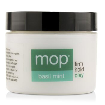 MOP Basil Mint Firm Hold Clay