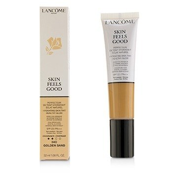 Lancome Skin Feels Good Hydrating Skin Tint Healthy Glow SPF 23 - # 04C Golden Sand