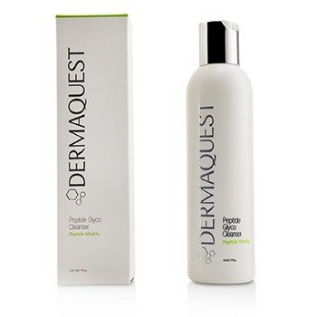 DermaQuset Peptide Vitality Peptide Glyco Limpiador