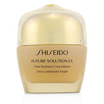 Shiseido Future Solution LX Base Resplandor Total SPF15 - # Neutral 4