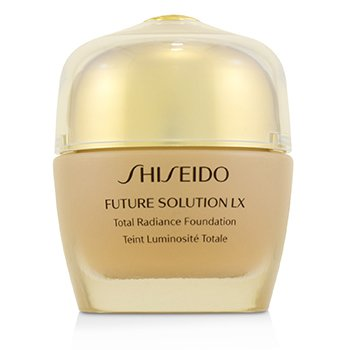 Shiseido Future Solution LX Base Resplandor Total SPF15 - # Rose 3
