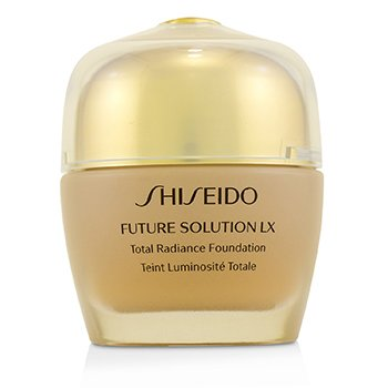 Shiseido Future Solution LX Total Radiance Foundation SPF15 - #Rose 4