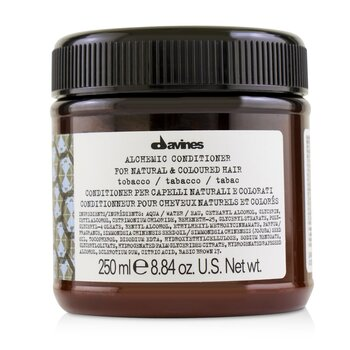 Davines Alchemic Conditioner - # Tobacco (For Natural & Coloured Hair)