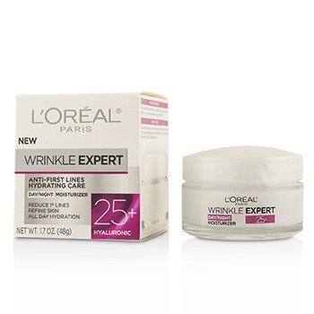 LOreal Wrinkle Expert 25+ Day/Night Moisturizer