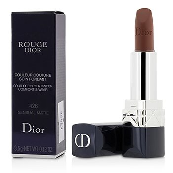 Christian Dior Rouge Dior Couture Pintalabios Mate Color Comodidad & Uso - # 426 Sensual Matte