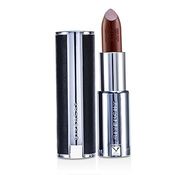 Givenchy Le Rouge Intense Color Sensuously Mat Lipstick - # 326 Pourpre Edgy (Genuine Leather Case)