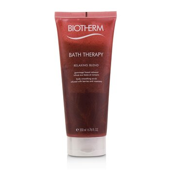 Biotherm Bath Therapy Relaxing Blend Exfoliante Suavizante Corporal