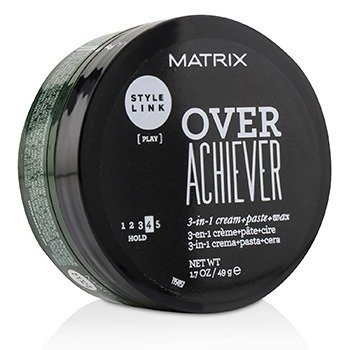 Matrix Style Link Over Achiever 3-in-1 Cream+Paste+Wax (Hold 4)