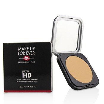 Make Up For Ever Ultra HD Microfinishing Pressed Powder - # 03 (Peach)
