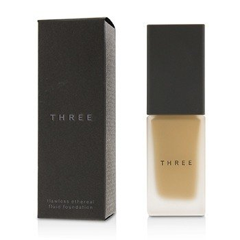 THREE Flawless Ethereal Fluid Foundation SPF36 - # 204