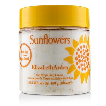 Elizabeth Arden Sunflowers Honey Drops Crema Corporal