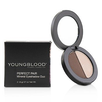 Youngblood Perfect Pair Mineral Eyeshadow Duo - # Charismatic