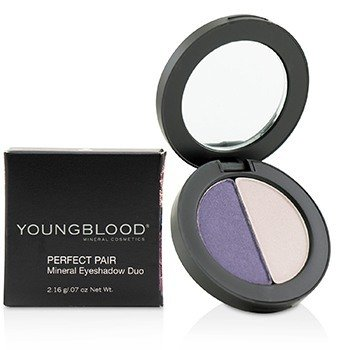 Youngblood Perfect Pair Mineral Eyeshadow Duo - # Desire