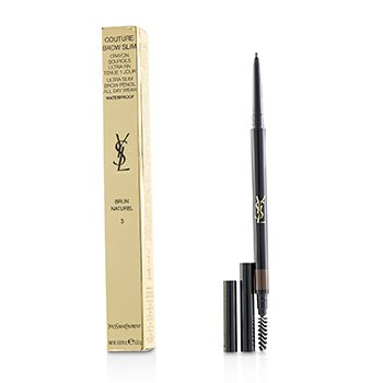Yves Saint Laurent Couture Brow Slim Waterproof - # 3 Brun Naturel
