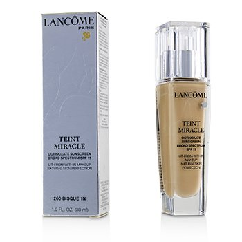 Lancome Teint Miracle Natural Skin Perfection SPF 15 - # Bisque 1N (US Version)