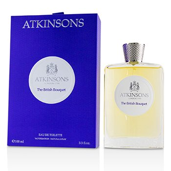 Atkinsons The British Bouquet Eau De Toilette Spray
